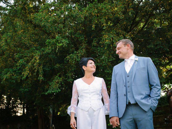 Christiane und Frank